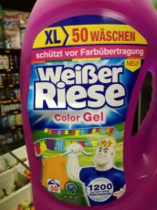 Weiser Riese Color Gel 50PD 3650ml