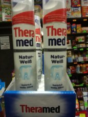 Theramed Natur-Weis 100ml