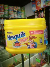 Nesquik Strawberry Flavour Nestlé 300g