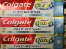 Colgate Total Expert  Nettoyage 75g