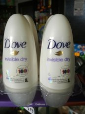 Dove Invisible Dry Woman antiperspirant  /kulička/ 50ml