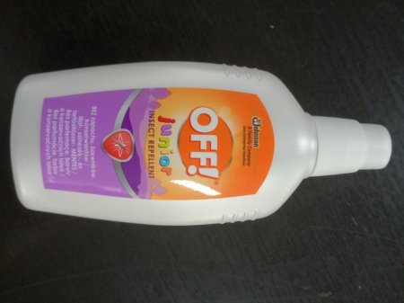 Off! Family Care Junior gel 100 ml