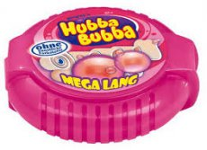 Hubba Bubba Mega Long FancyFruit 56g