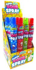 Super Creizy sprej Sour Spray Candy 15ml
